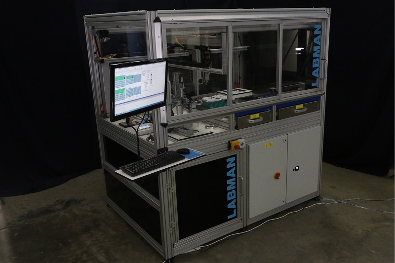 Automated Oil Dilution System Labman