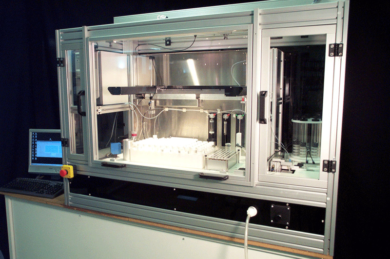 Automated Sample Preparation