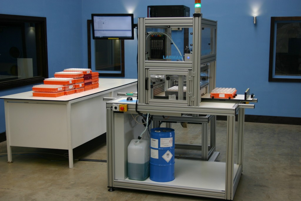 Pot Dosing and Capping System