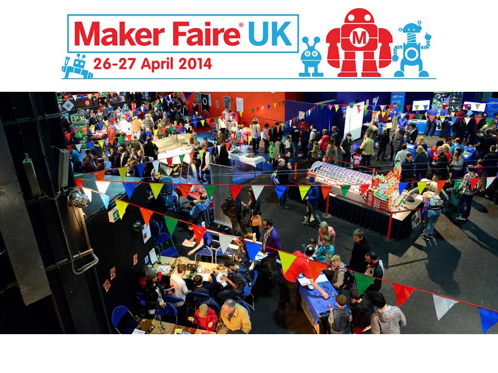 Labman Visit The Newcastle Maker Faire 2014 Labman