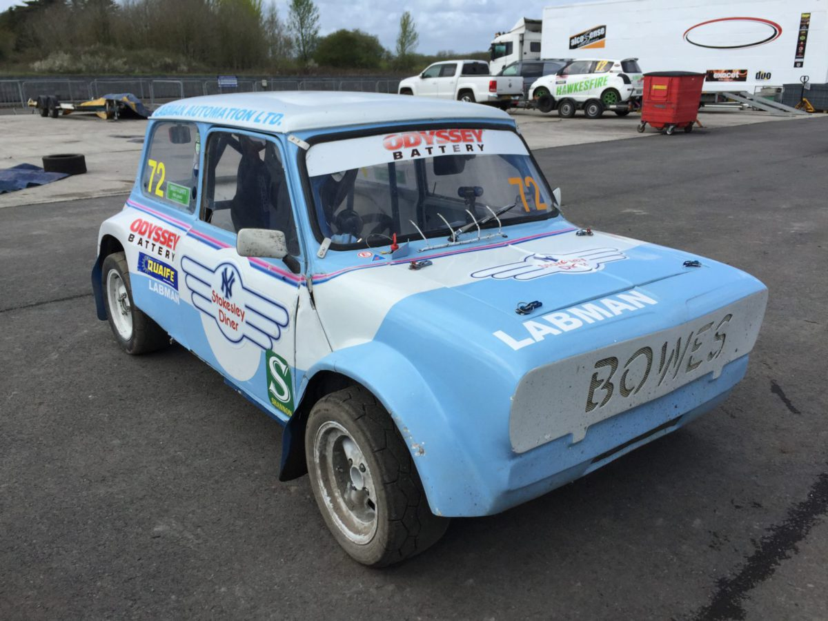 Mini Rallycross Team Bowes Labman