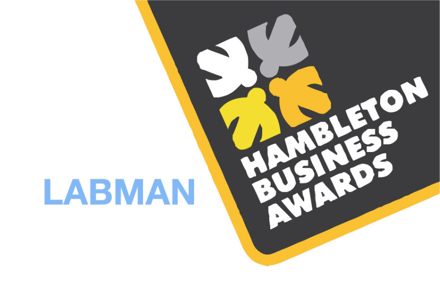 Hambleton Business Award Winner Labman