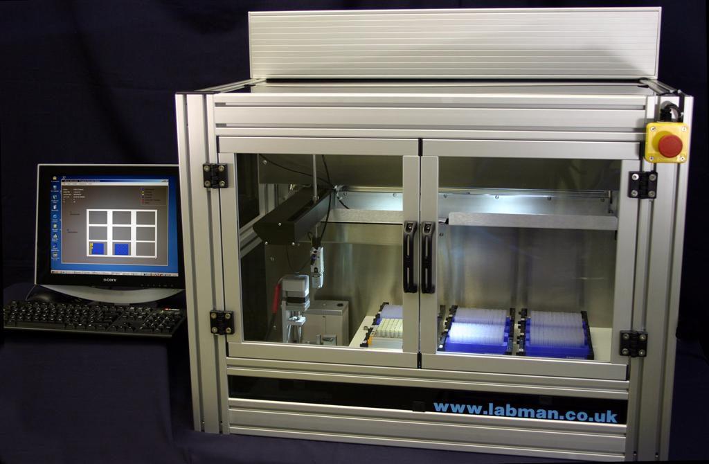 High Throughput Precipitate Detection System