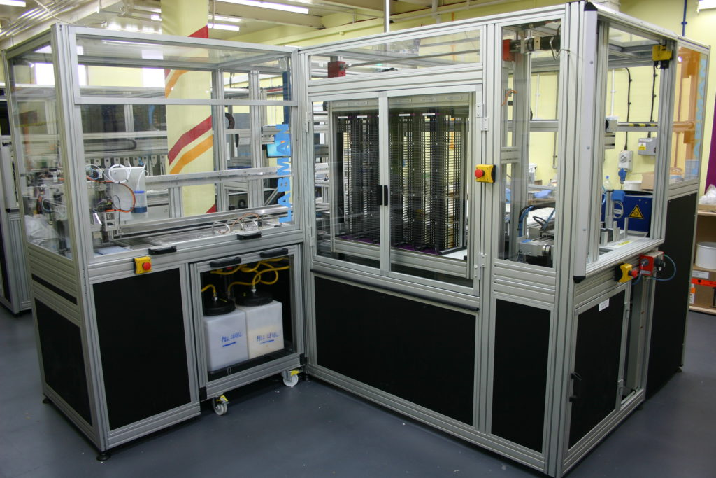 Automated Coatings Formulation and Testing System
