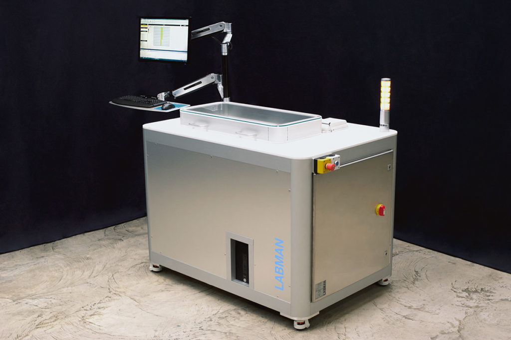 Automated Light Transmission System Labman