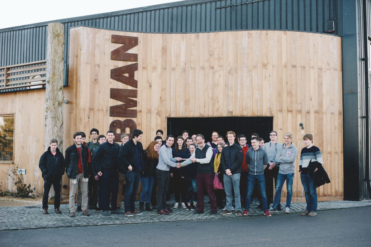 Durham University Solar Car Team Visit Labman Automation