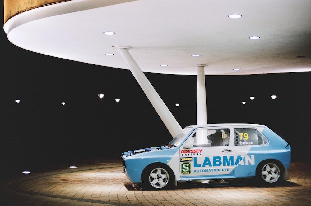 Labman Golf Mark II 2 Retro Rallycross Car