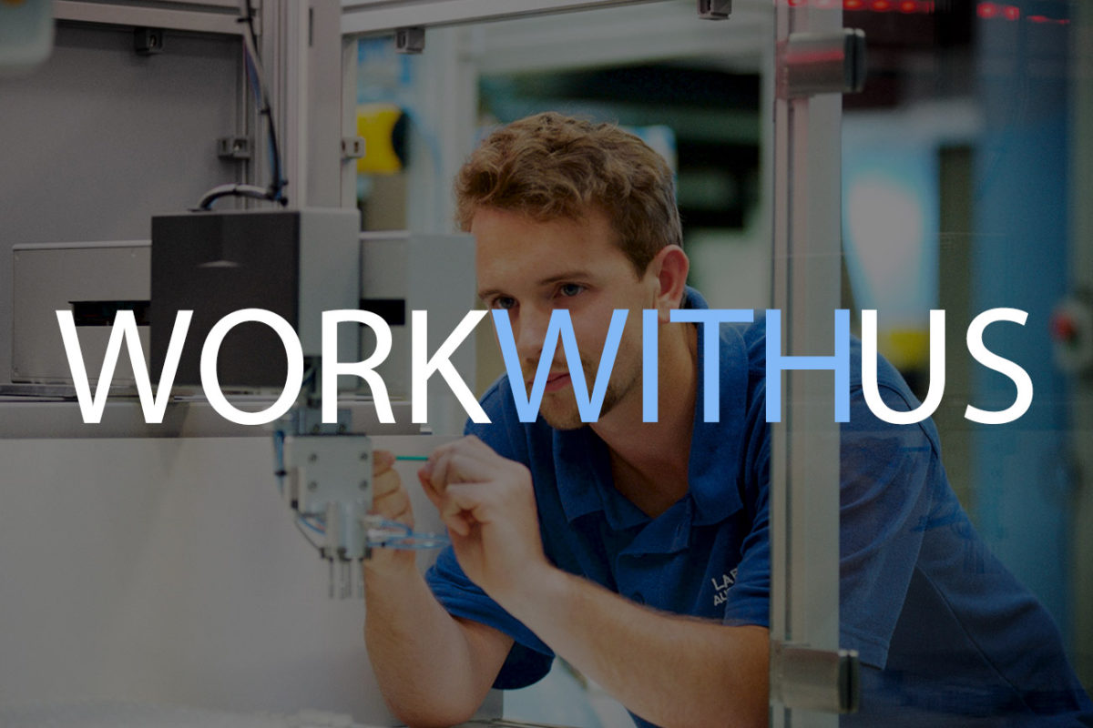 Engineering Careers with Labman Automation