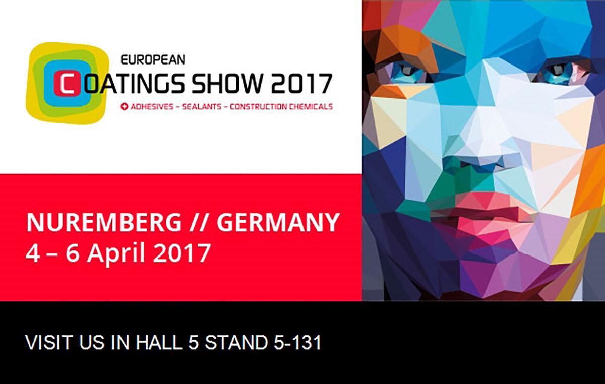 Labman at European Coatings Show 2017