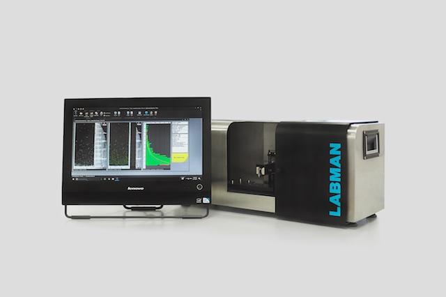 TIDAS Automated Grindometer Hegman Gauge