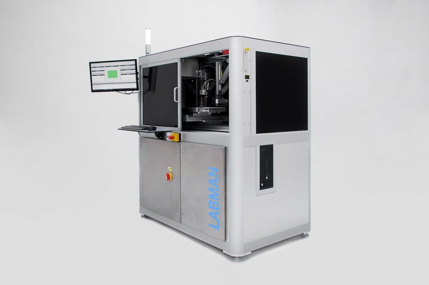 Labman Optical Coatings System CPI Centre for Process Innovation
