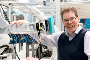 Labman automation Innovation Andrew Whitwell