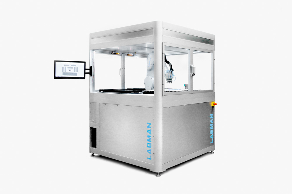 Labman Vial Transfer System-4