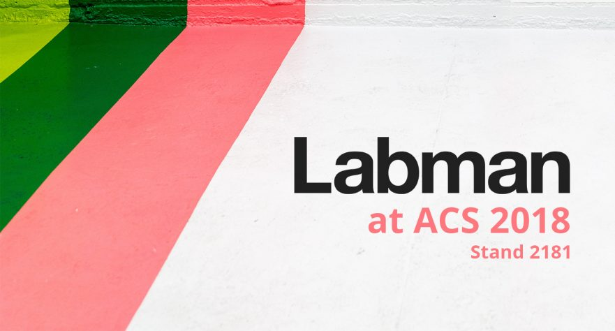 ACS 2018 Labman Automation Advert