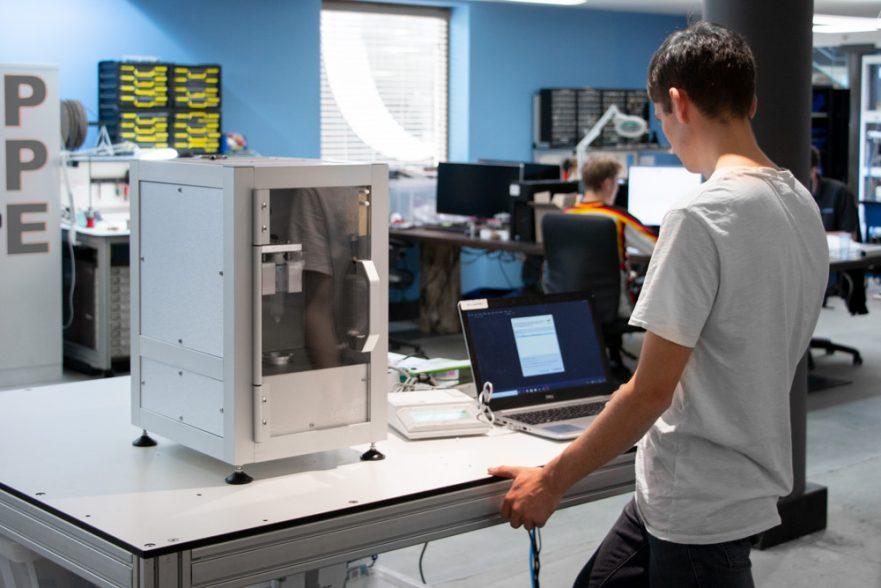 Labman Automation Internship Intern