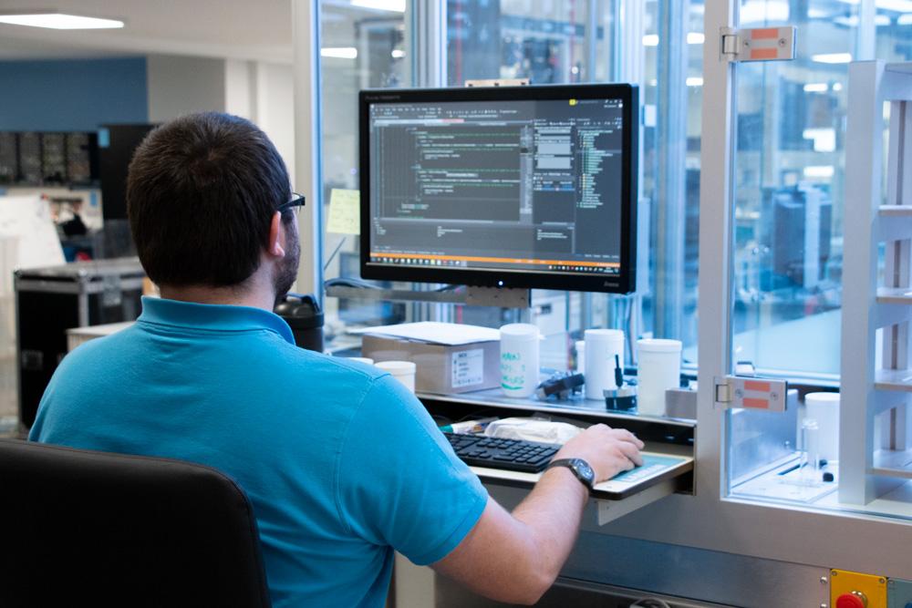Labman Automation Internship Intern Software Engineer