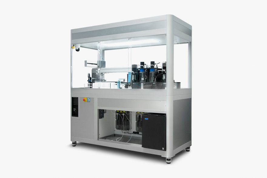 Automated Powder & Liquid Dispensing Formulation System Labman Automation