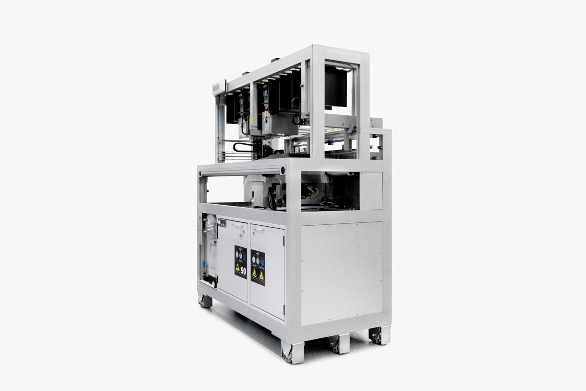 Liverpool University Materials Innovation Factory MIF Labman Automated dispensing module formulation engine