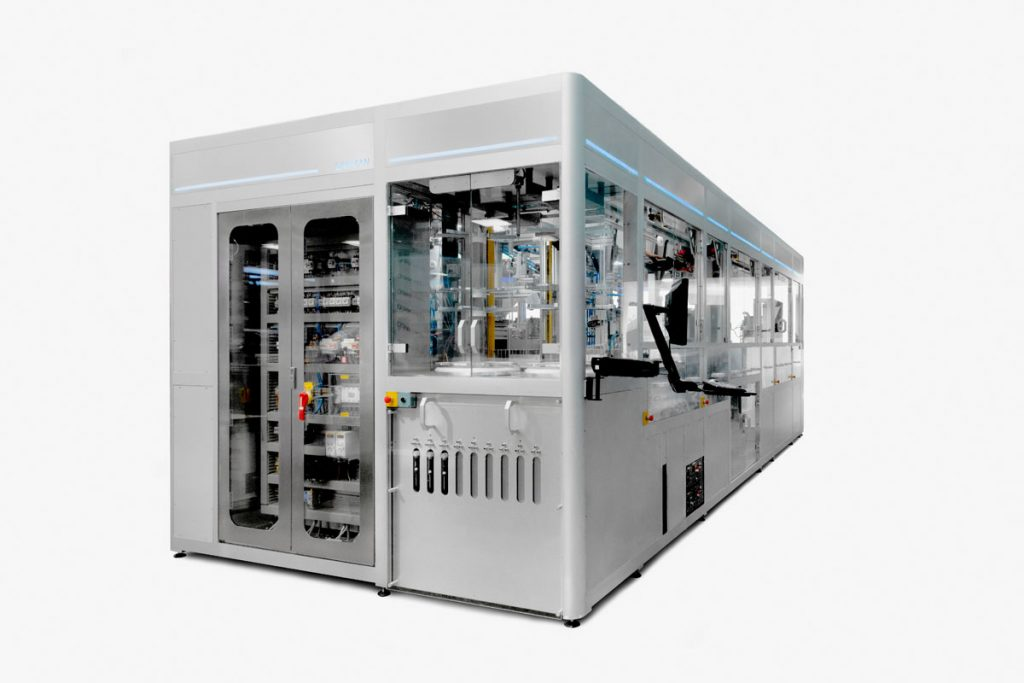 Modular substrate handling system labman