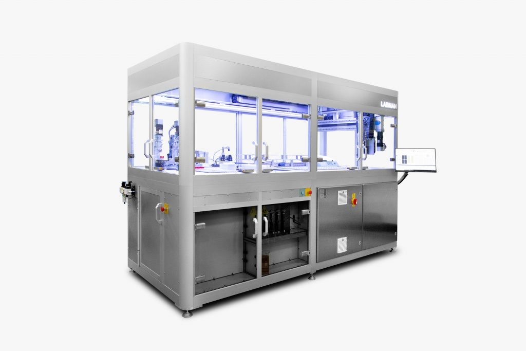 GTSP Sample Preparation System