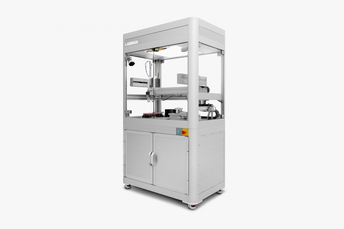 ZPOW - Powder Dispensing System